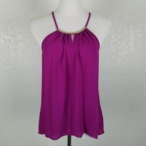 Eight Sixty Pink Necklace Cami Small